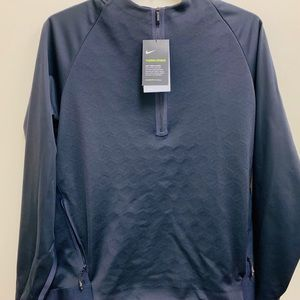 Nike NEW  Therma Sphere Repel ½ Zip Jacket Men's L